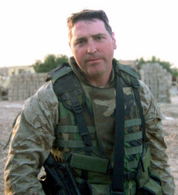 Patrick O'Donnell in Fallujah